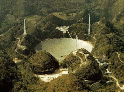 Arecibo... no longer the biggest observatory
